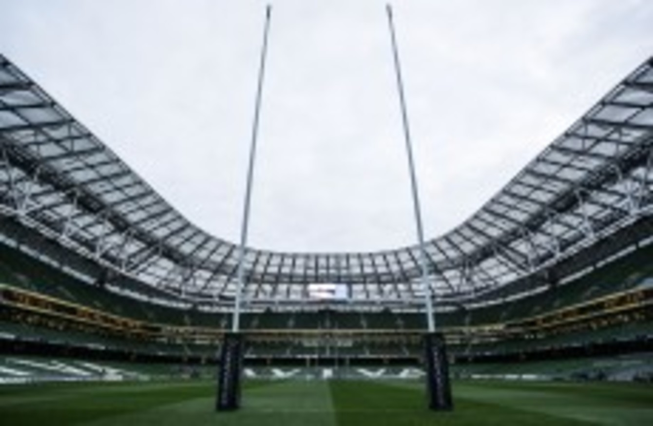 Heading to the match at the Aviva on Saturday? You can order