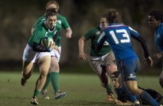 Centre switch for Ireland Women as they welcome France to fortress Ashbourne