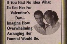 9 Valentine's fails to make you feel better about being single