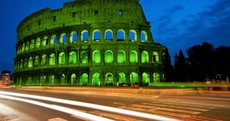 Some new landmarks are going green for St Patrick's Day this year