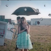 This gorgeous 3.5mins music video was shot in just five seconds flat