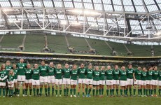 No Aviva Stadium fixture this year but Ireland Women unbothered
