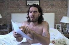 Russell Brand chimes in on Irish water protesters and Paul Murphy's arrest