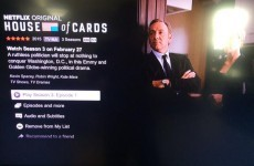 Netflix accidentally put House of Cards online two weeks early and everyone LOST IT