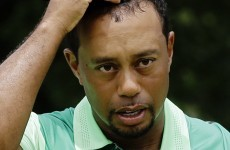 'My play is not acceptable' - Tiger Woods takes indefinite break from golf