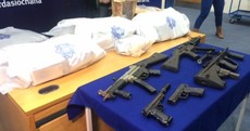 Huge haul of heroin and cocaine worth over €5 million seized by gardaí
