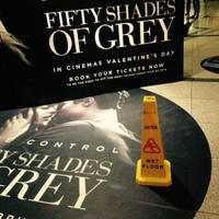 This was spotted in a Dublin cinema yesterday...