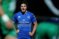 Leinster boss dismisses reports linking Kane Douglas with a return to Australia