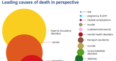 The things most likely to kill you in one handy infographic