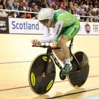 It's been a bumpy ride for Martyn Irvine but now he's ready to strike gold again on the track