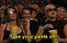 21 honest thoughts I had while watching 50 Shades of Grey