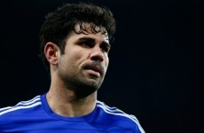 Costa: 'In England, the referees don't call many fouls, as opposed to Spanish football'