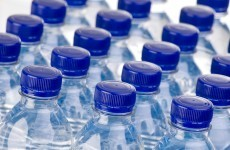 So how much did Irish Water spend on bottled water for all of last year?