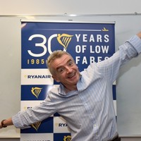 There'll be no charging of your mobile when you're working for Ryanair
