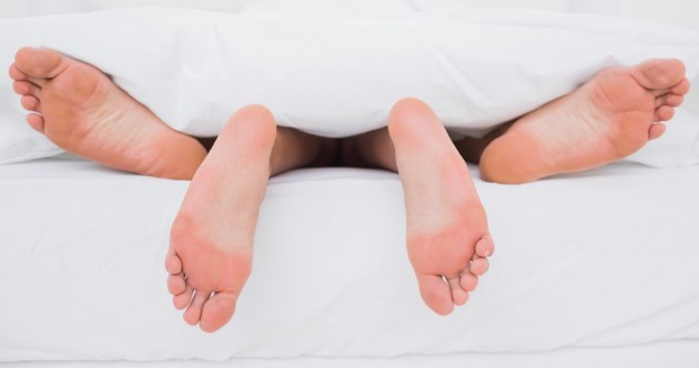 It's official: Sex is good for you