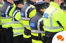 Some politicians are trying to destroy relations between the Gardai and the community