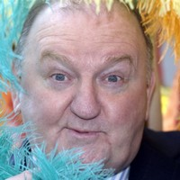 George Hook cancels retirement plans under threat of being kicked out of his home...