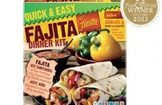 Aldi fajita dinner recalled over undeclared nuts