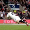 England padded their points difference with a second half rout of Italy