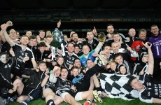 Ardfert of Kerry claimed their second All-Ireland intermediate football title yesterday