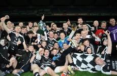 Ardfert of Kerry claimed their second All-Ireland intermediate football title yesterday