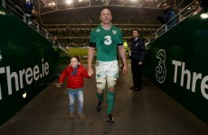 Ireland captain O'Connell left frustrated despite rare win over France