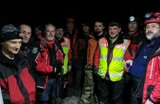 These rescuers helped find a family lost on Knockmealdowns mountains