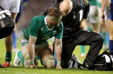 Papé faces citing as Ireland's Heaslip awaits results of scan on worrying back injury