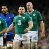 Ireland delighted with returning 'world-class operators' Sexton, O'Brien and Healy