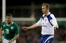 Ireland's discipline unsatisfactory as referee Wayne Barnes comes under scrutiny