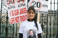 Mother whose 6-year-old son died after being hit by car calls for lower speed limits in estates