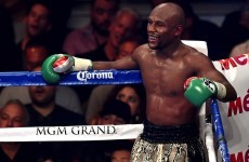 Mayweather: Reports of a fight with Pacquiao have 'just been speculation and rumours'