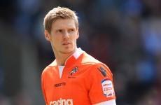 Irish international Andy Keogh 'embarrassed' following arrest in Adelaide
