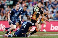 Super Rugby is 73% better now that Sonny Bill and his offloads are back wreaking havoc