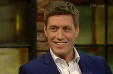 Ronan O'Gara has apologised for THAT cheeky quip on the Late Late Show