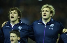 Scotland have lost one of their most important players for the rest of the Six Nations