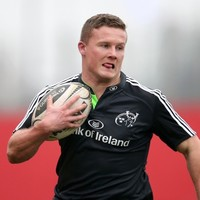 Former schools sensation McCarthy in training with Foley's Munster