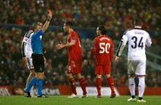 Lazar Markovic has been punished heavily for the controversial red card he got against Basel