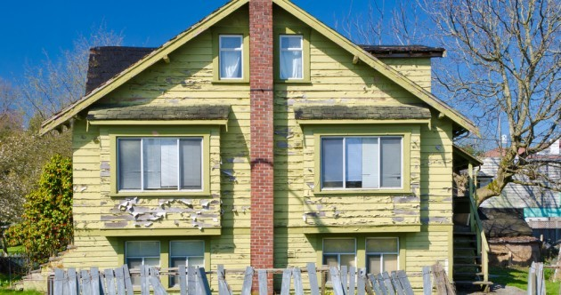 Not painting your house could cost you 10% of its value