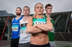Proper, O'Lionaird and English all hoping to shine at National Indoors this weekend