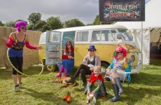 What's the best thing you could do with a caravan? Electric Picnic wants to know