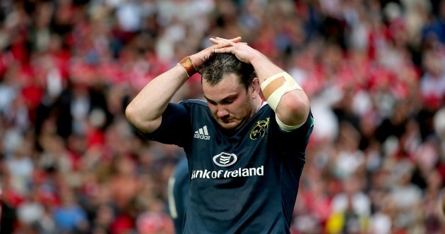We'll Leave It There So: Munster's Varley retires, Keano's back on the box and all today's sport