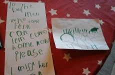 Little boy writes heartbreaking letter to the 'bad men' who stole his dog