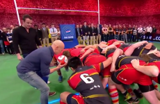 Peter Stringer gave a scrum-half masterclass on BT Sport
