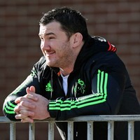 'I remember breaking down on my own in the dressing room after the Leinster win'