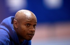 Asafa Powell pulls up in warm-up, forced to withdraw from Athlone race