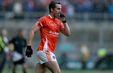 Aaron Kernan was 'fit to keep going' but has no regrets about inter-county retirement