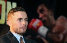UTV Ireland confirm they will broadcast Carl Frampton's world title defence