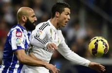 Madrid should be worried about Ronaldo's form - Capello