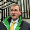 Enda: The guards wanted to give me extra security, but I'm grand